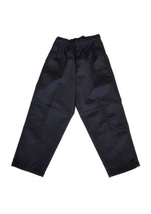 Carterton School Pant Navy